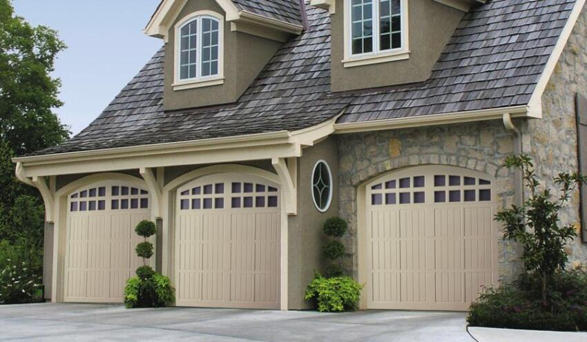 Overhead Door EcoBuilt Garage Doors