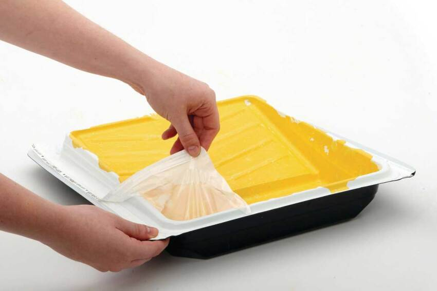 How Appealing: Clearly Clean Peel-A-Tray