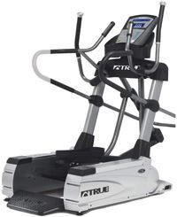 SAFEAND STURDY: TRUE Fitness' Elliptical CSX provides low-impact exercise that is easy on the joints and feet. The design centers the user to provide the most natural elliptical motion possible. The CSX does not force users to step up to moving skates; it allows users to step onto fixed steps then down onto the skates. The CSX is designed with a 9-inch step-up height and extended handrails for easy entry and exit.  For more information, call TRUE Fitness at 800-426-6570 or visit www.truefitness.com.