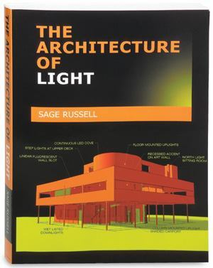 The Architecture of Light uses visual data to provide a better understanding of the lighting decision-making process. The book is geared toward design professionals whose primary focus is not architectural lighting.