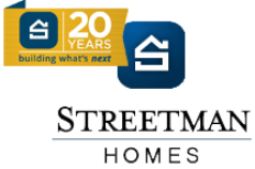Streetman Homes Logo