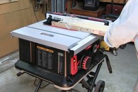 Tested SawStop Jobsite Table Saw