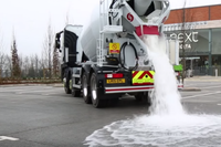 Thirsty Concrete Absorbs 1,000 Gallons of Water in 60 Seconds