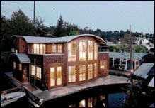 Backdoor: Houses That Swim