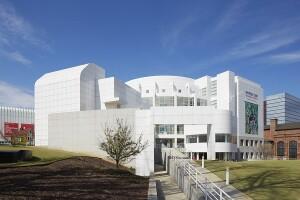 High Museum of Art in Midtown Atlanta