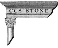 CCS Stone Logo