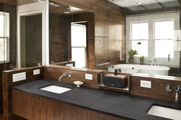 Wright Lane Bathroom Renovation Custom Home Magazine
