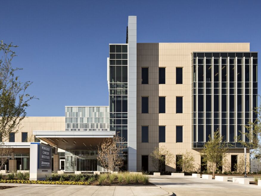 Moncrief Cancer Institute, Forth Worth, Texas by HKS