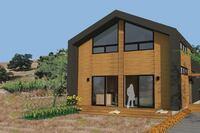 Architects Unveil Net-Zero Modular Designs