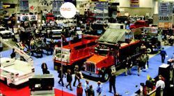 A record 9000 people attended the National Truck Equipment Association's Work  Truck Show in Indianapolis.