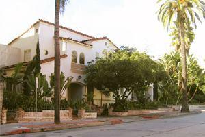 The El Cadiz Apartments, Hollywood, Calif.