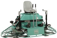 Multiquip Ride-on Trowel Donation Supports Development of Future Concrete Industry Leaders