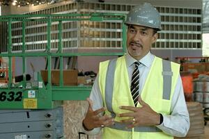 In Progress: Smithsonian's National Museum of African American History and Culture