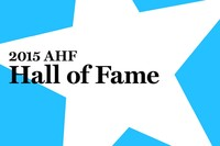 Class Act: The 2015 AHF Hall of Fame Inductees
