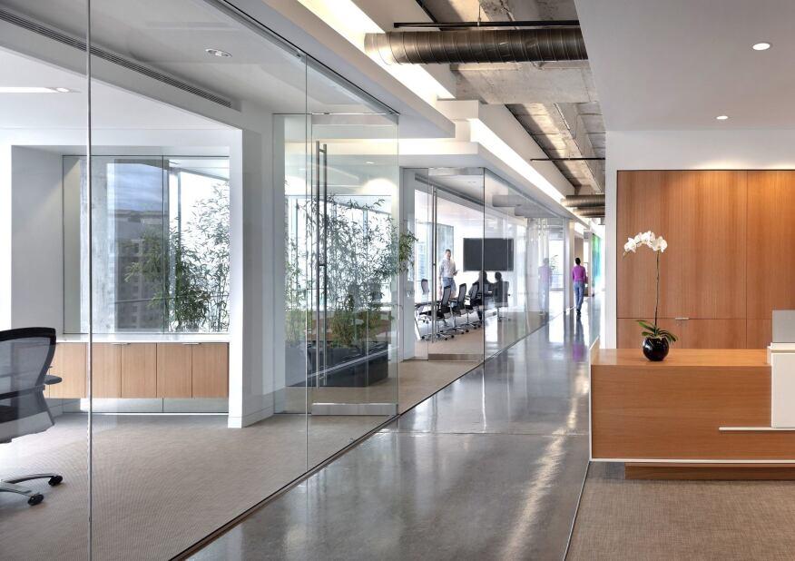 Satori Capital, Dallas, by Gensler