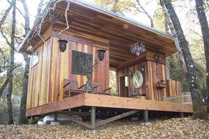 Redwood Sauna and Bath House