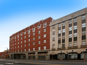 Using critical state and federal historic tax credits, Tapestry Development Group and In-Fill Housing gave new life to a historic hotel that had been converted into affordable housing in downtown Rome, Ga.