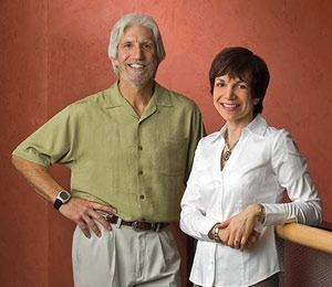 Rich Schwolsky and Jean Dimeo, co-chief editors of Green Products and Technology Magazine.