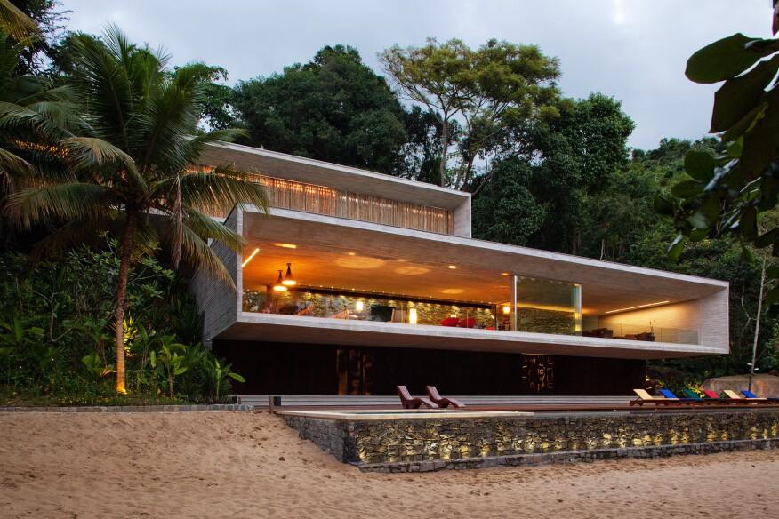 Paraty House, 2009