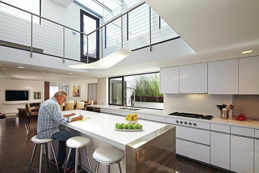 Perrin Fulmer Residence, Manhattan Beach, Calif.