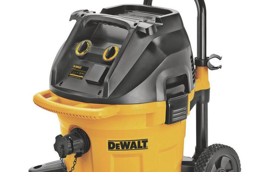 DeWalt's Dust Extractor Vacuum