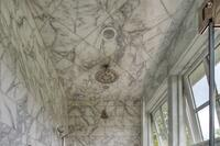 Marble-Rich Shower Lets Daylight In