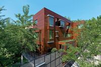 Chicago Residence, Designed by Dirk Denison Architects