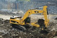 Caterpillar D Series Mini Hydraulic Excavators