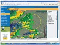 MxVision WeatherSentry Online Construction Edition allows companies to make more efficient decisions when scheduling crews and planning jobs.
