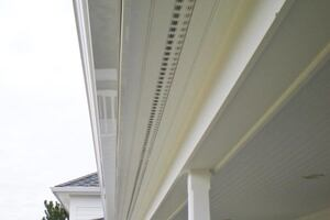 Three Ways to Vent a Soffit