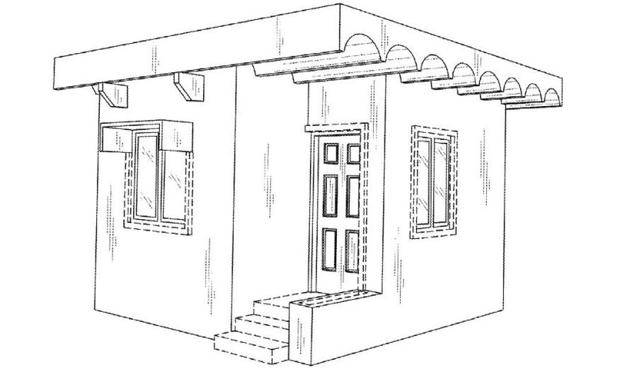 ST Bungalow's affordable housing model design