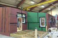 Construction Starts on the 2015 Greenbuild Unity Home