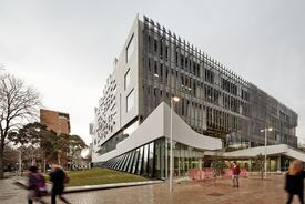 Faculty of Architecture, Building and Planning