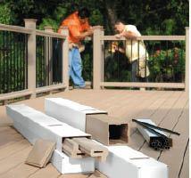 2008 Composite-Railing Roundup