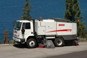 Street sweeping saves money