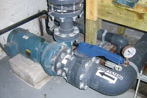 Reducing Pump and Filter Energy Costs