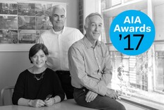 Leddy Maytum Stacy Architects Wins the 2017 AIA Architecture Firm Award