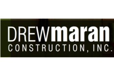 Drew Maran Construction Logo