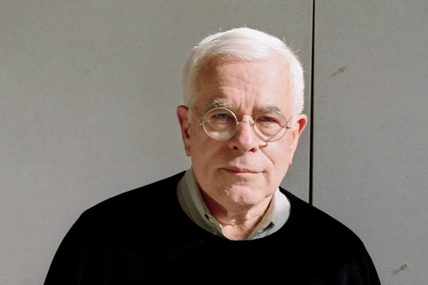 Peter Eisenman Talks About His Exhibit at Yale