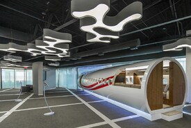 Dassault Falcon Jet Corporation North American Headquarters - Showroom