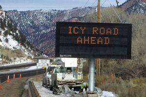 Real-time road alerts lower crash rates 80%