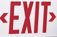Sure-Lites CX, LPX, and SLX Exit Signs