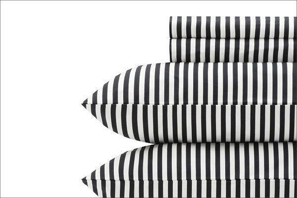 "Bed Linens. The ""original midcentury modern textile company,"" Marimekko is Williamson Chong Architects' go-to source for the firm's residential projects, Chong says. ""We like to point to the provenance of a company or material that we're specifying."""
