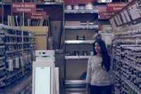 Lowe's Unveils Robotic Sales Associates