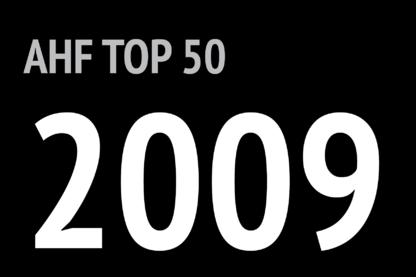 2009 AHF Top 50