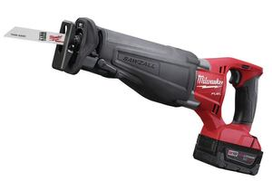 Milwaukee M18 Fuel Sawzall