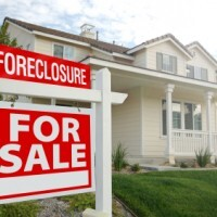 Foreclosures are down to normal rates