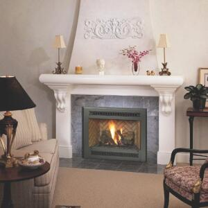 Fireplaces For The Remodeling Market Remodeling Hvac