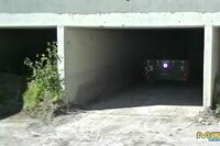 Box Culvert Cleaning with MINIDOZER