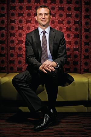 Jared Miller, Vice President of Marketing, The Bainbridge Cos.